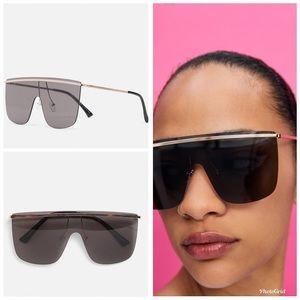 ZARA All Glass Sunglasses